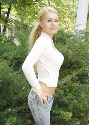 Anastasia ist eine Ukrainerin und sucht einen Partner