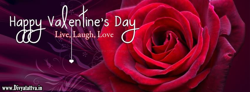 Great Valentine Day, Love Valentine Day, Life Love Laugh Valentine Day Facebook  Covers Amazing Ideas