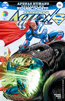 DC Renascimento: Action Comics #986