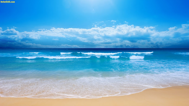 hình ảnh nền về sóng biển đẹp nhất.