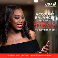How to Check UBA Bank Account Balance