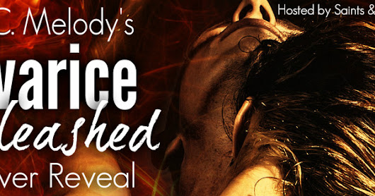 Cover Reveal - 'Avarice Unleashed' by AC Melody