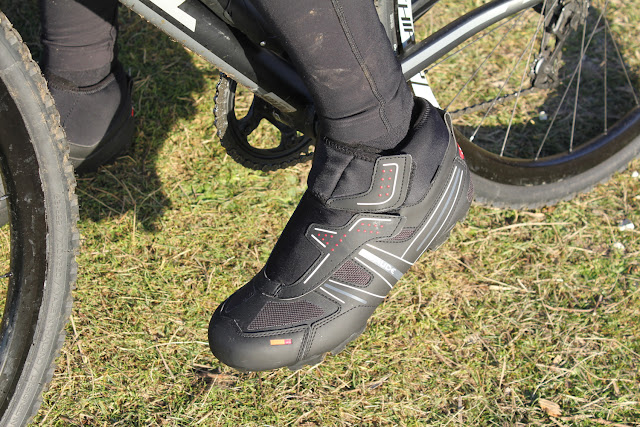 Review - Vaude Termatic RC II Mountain Bike Winter Boots