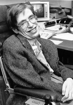 Stephen Hawking's PhD Thesis goes Online!