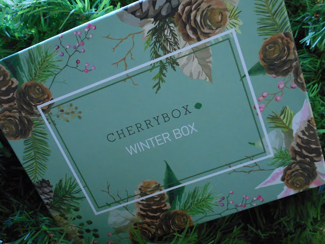 Cherrybox Winter 2016 Box