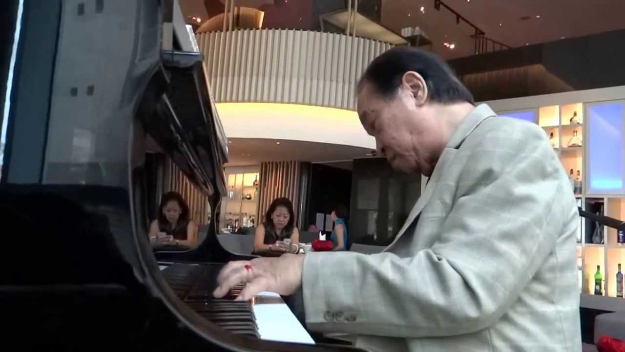 Jimmy Chan Singapore Pianist Extraordinaire