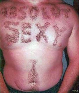 Las peores depilaciones masculinas - Absolutamente sexy