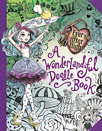 EAH A Wonderlandiful Doodle Book Media