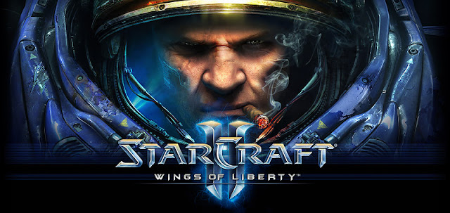 Starcraft II wing of liberty free2play