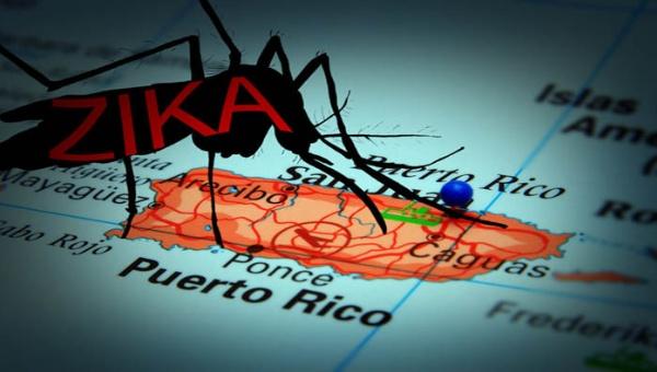 Declaran emergencia de salud pública en Puerto Rico por el zika