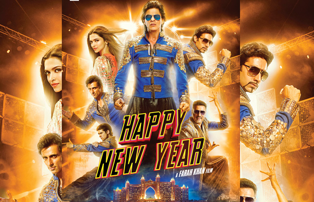 Happy New Year (2014 film) Budget: 155 crore - Wikipedia, Shah Rukh Khan This film is second highest-grossing Bollywood films of 2015 wiki, budget, Box Office, Collectons