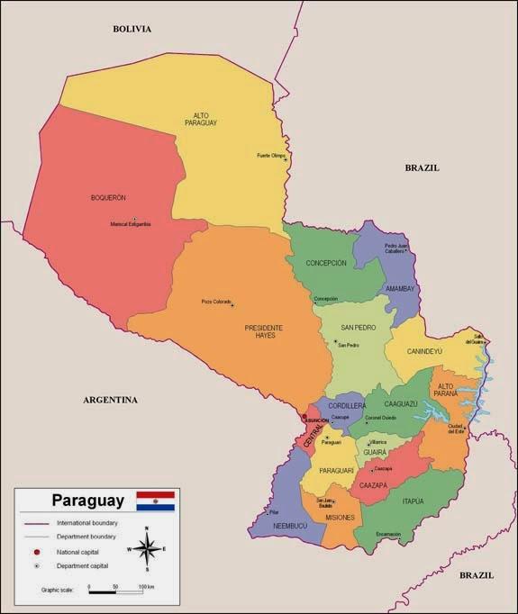 primera division paraguay