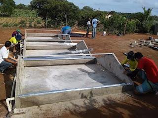 Tecnologia social transforma água salobra em potável no Semiárido da Paraíba