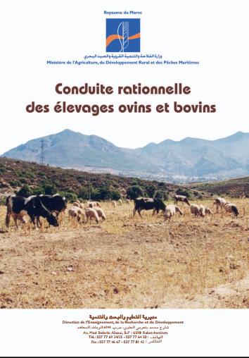 conduite rationale d'élevage ovins bovins - WWW.VETBOOKSTORE.COM