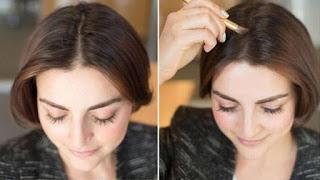 حيلة سحرية لتكثيف الشعر في ثوان معدودة