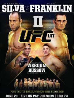 Baixar Torrent UFC 147: Silva vs. Franklin II Download Grátis