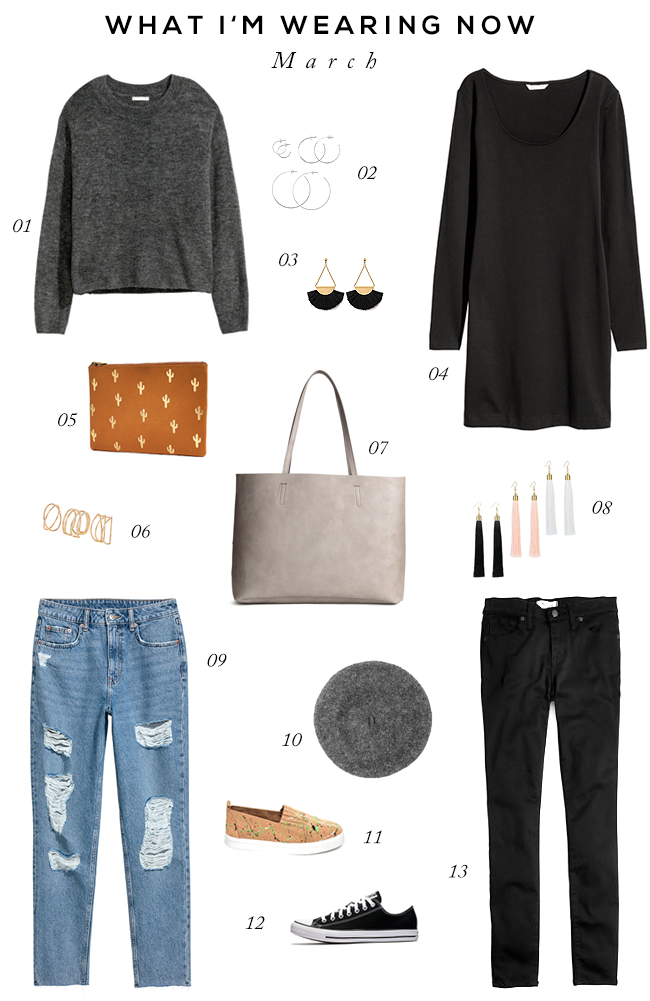Early Spring Style Staples