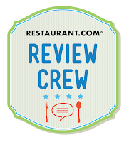 Review Crew Blogger Badge