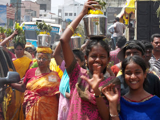 there are many temples belong to Goddess Mariamman in Kerala and the celebration includes processions.