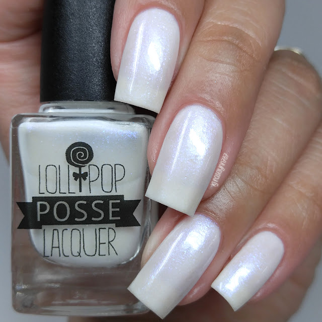 Lollipop Posse Lacquer - Telephone Ice Cream