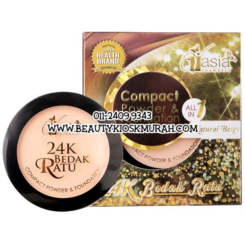 24K Bedak Ratu Compact Powder & Foundation