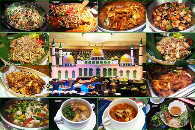 Ramadan Buffet 2017 CORUS HOTEL KUALA LUMPUR  Warisan D'Ramadan At Dondang Sayang Coffee House