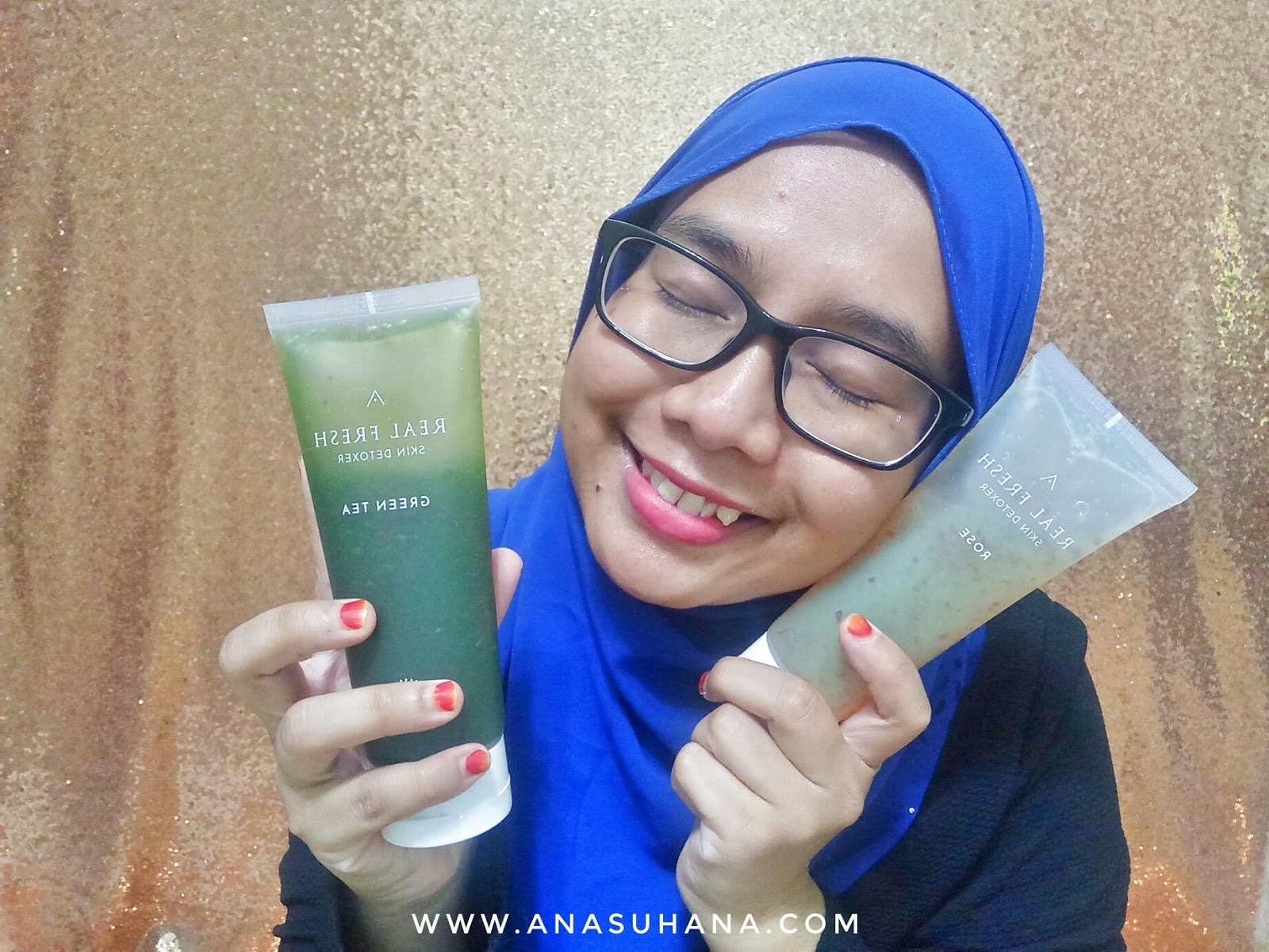 Real Fresh Skin Detoxer by Althea x Get It Beauty - 10 Second Wash Off Mask