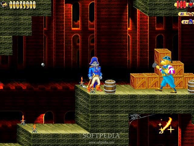 Captain Claw Pc Game Free Download Full Version