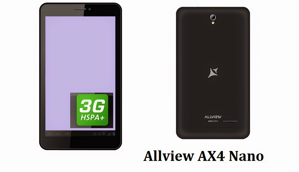 Allview AX4 Nano tablet