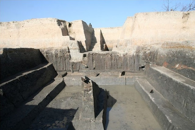 5,100 year old waterway system discovered in China