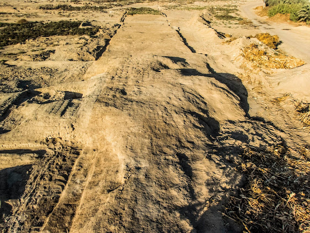 Two ancient Egyptian fortresses discovered in Tell el-Maskhuta