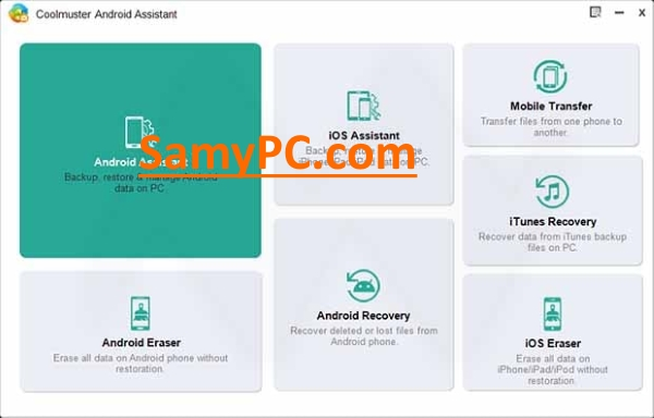 Coolmuster Android Assistant Free Download Full Latest Version