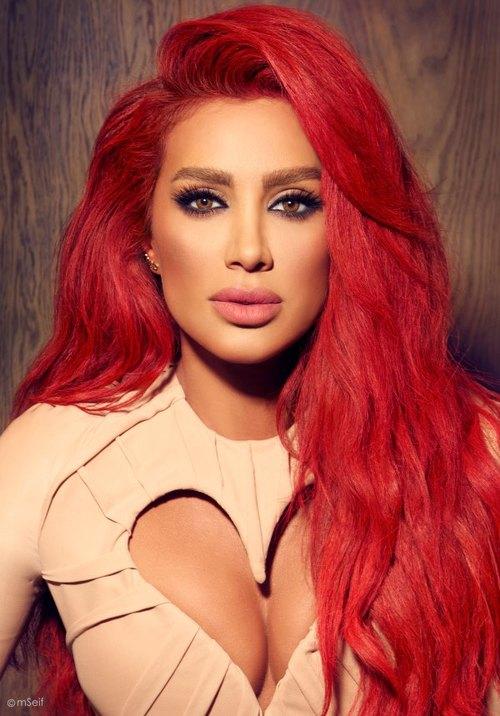 Wwwwlosyes Katalog Modnych Fryzur Długie Czerwone Włosy