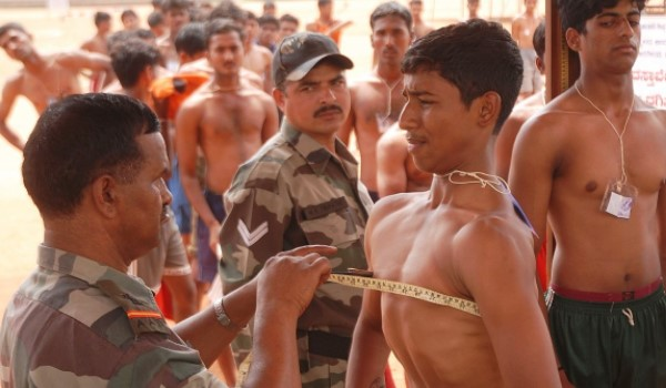 Bageshwar  Army Rally, Indian Army Rally, Open Bharti Rally