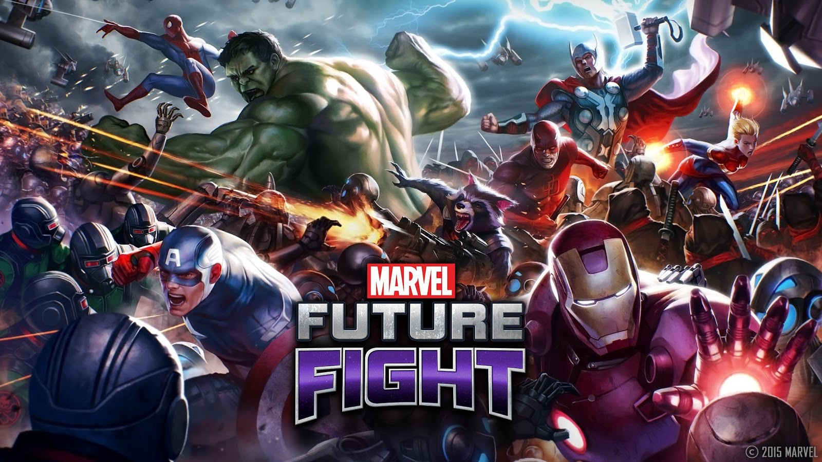 Marvel Future Fight|Best Game On Play Store