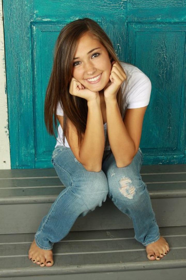 Teen Face: Alina Goodrum of Analy   Teen Life