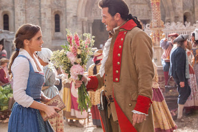 Emma Watson, Luke Evans, Beauty and the Beast, Disney