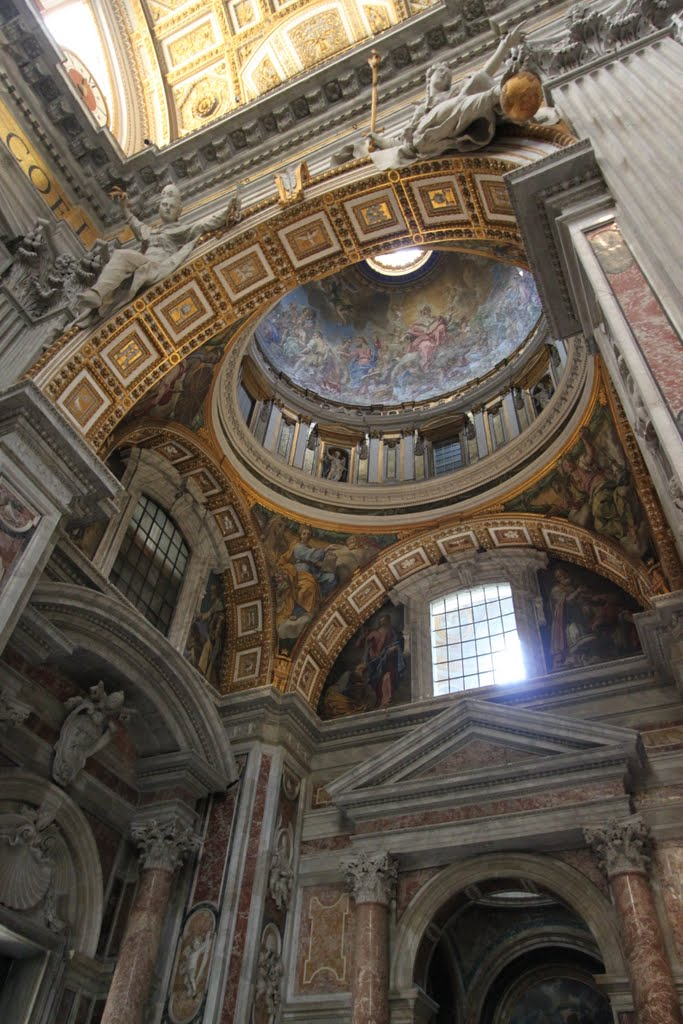 Sistine Chapel & Vatican Museum, Vatican City, Italy