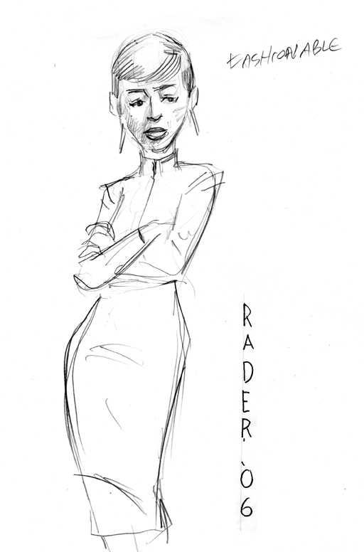Rader of the Lost Art: Fogtown Character Designs