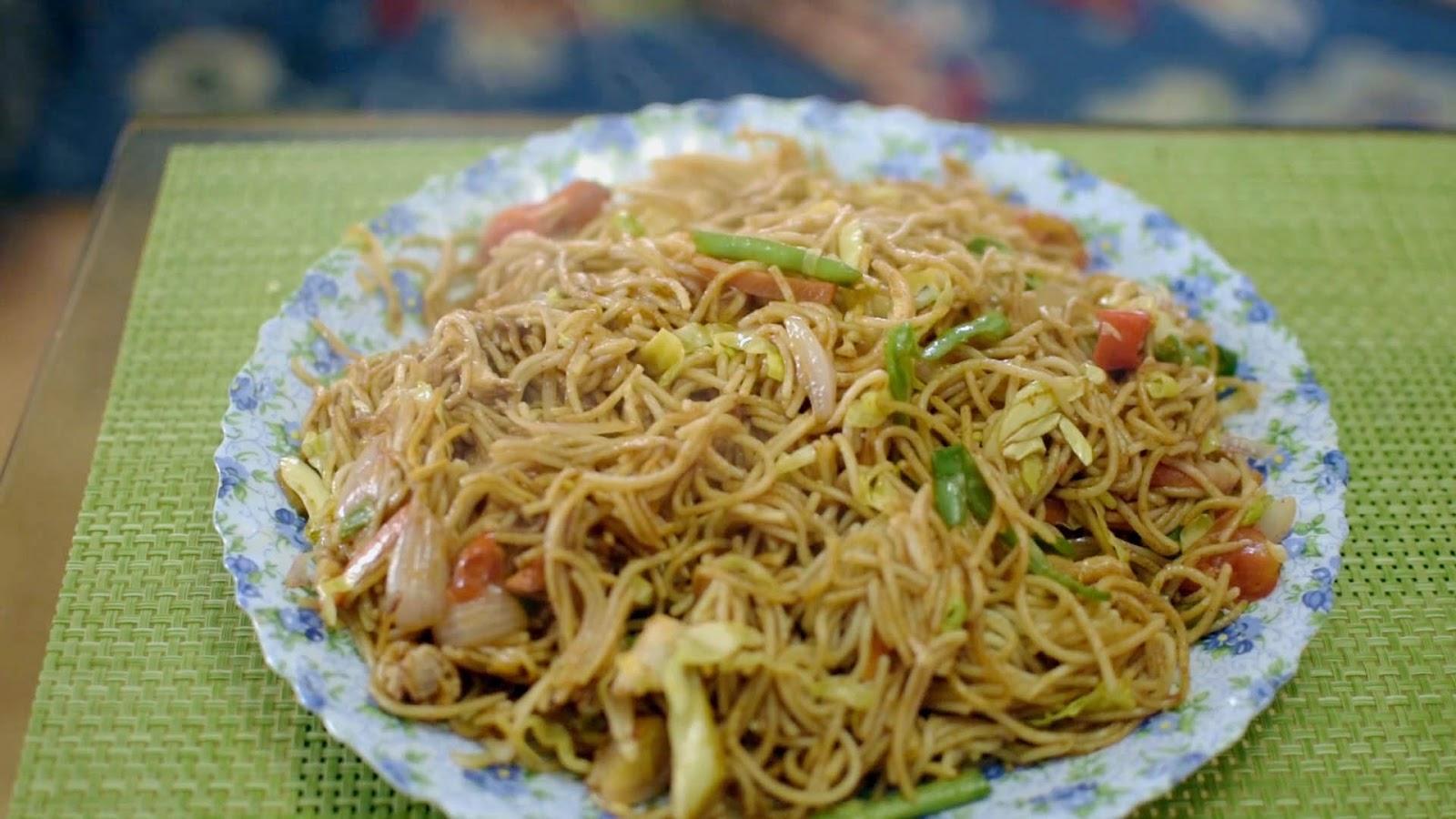 Chow Chow Kitchen Menu