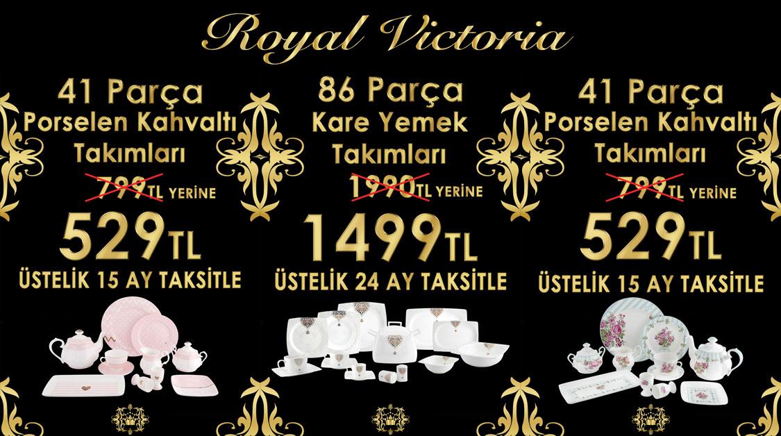 Royal Victoria Kampanyaları