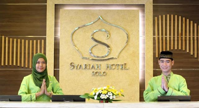 telah hadir hotel syariah terbesar di indonesia berlokasi di solo