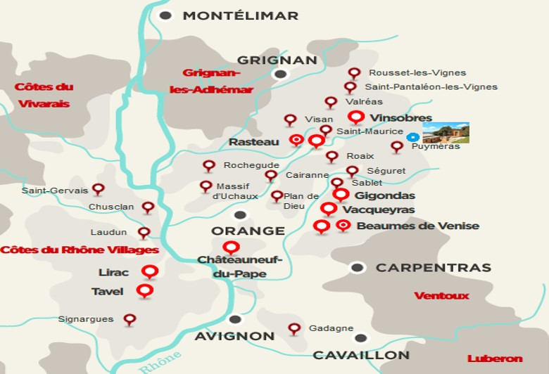 Rhone Zone Spotlight: 2010 Clos Saint Michel CDP