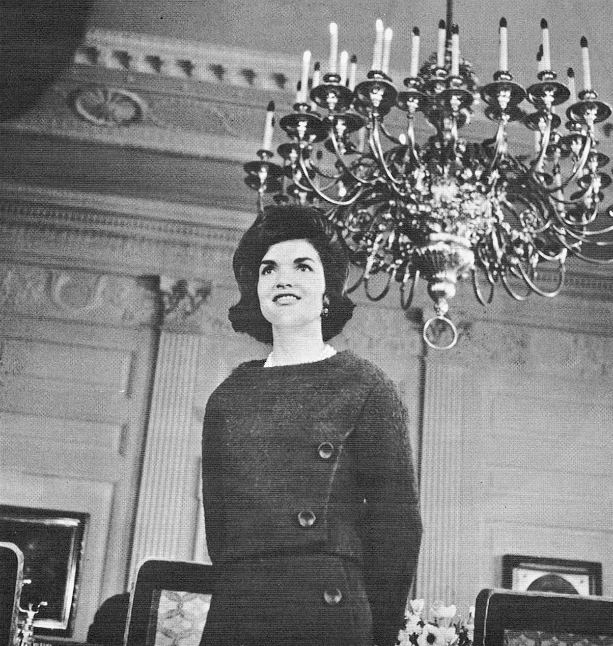 Photos Are My Scans From A Tour Of The White House With Mrs John F Kennedy Woman Named Jackie Through Lens People Great Lives