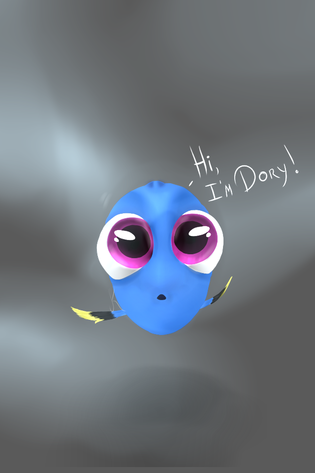 baby dory wallpaper - photo #8