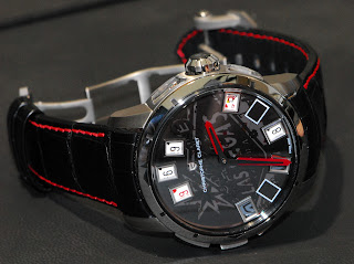 Christophe Claret Blackjack Baselworld 2011