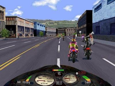 Road Rash 2002 GamePlay Full Version