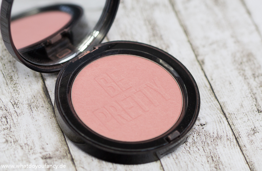 Illuminating Bronzing Powder Be Pretty Antigua 2