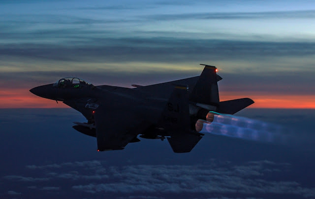 Boeing F-15E Strike Eagle Throttle