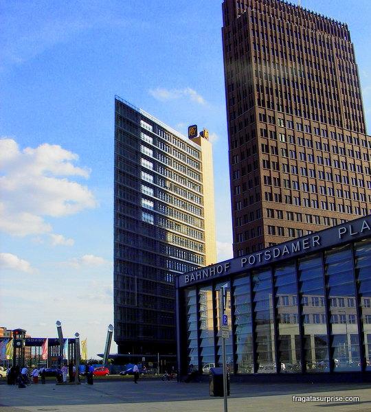 Potsdamer Platz, Berlim, Alemanha